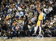 Los Angeles Lakers vs Brooklyn Nets Prediction 1/23/20