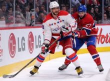 Washington Capitals vs Montreal Canadiens Prediction