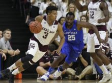 Kentucky vs Texas A&M College Basketball Picks
